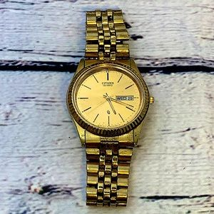 Citizen Gold Wrist Watch